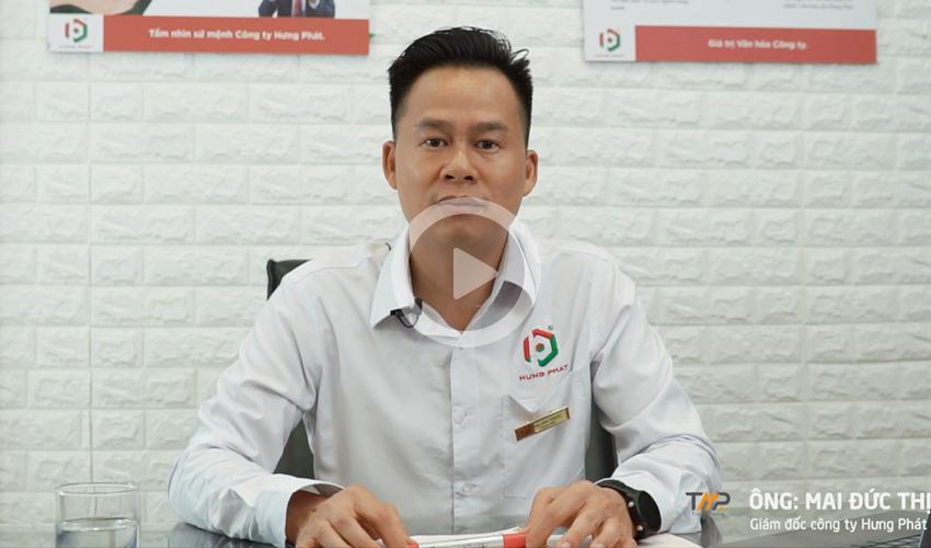 Doi_tac_TAAP_Viet_Nam_-_Ong_Mai_Duc_Thinh_Giam_doc_Cong_Ty_CP_Thiet_Bi_Vat_Tu_Cong_Nghiep_Hung_Phat